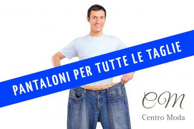 9b2ad6a1fd53 Pantaloni e jeans per taglie forti - Centro Moda