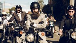 Dinstinguished Gentleman's Ride
