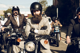 Dinstinguished Gentleman's Ride