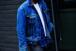 Giubbino di jeans- un capo sempreverde