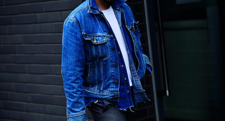 """check out 26292 78bca Giubbino di jeans: un capo """"sempreverde"""" - Centro Moda"""