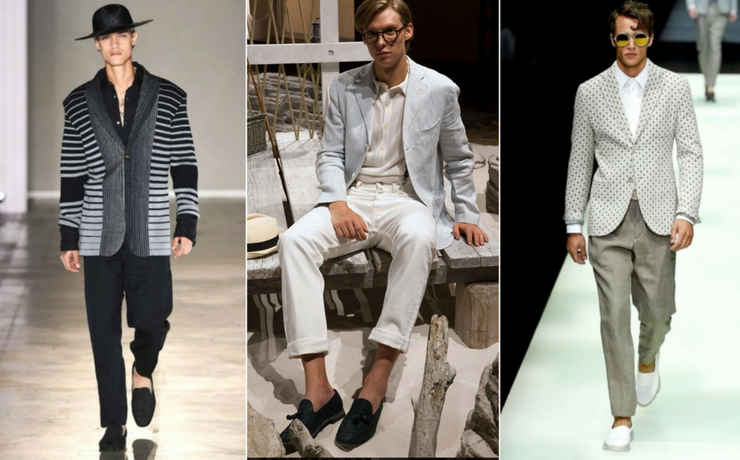 Moda Uomo Matrimonio Estate 2018 : Trend primavera estate